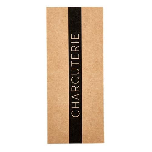 Fleurish Home Charcuterie List Pad- Kraft