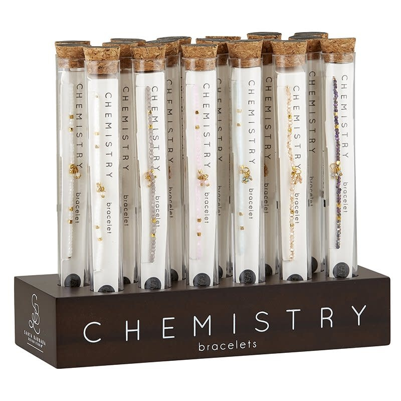 Fleurish Home Chemistry Bracelet (Various Designs)