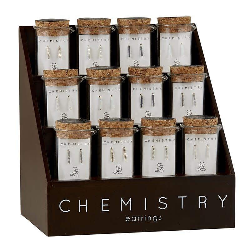 Fleurish Home Chemistry Earring (Various Designs)