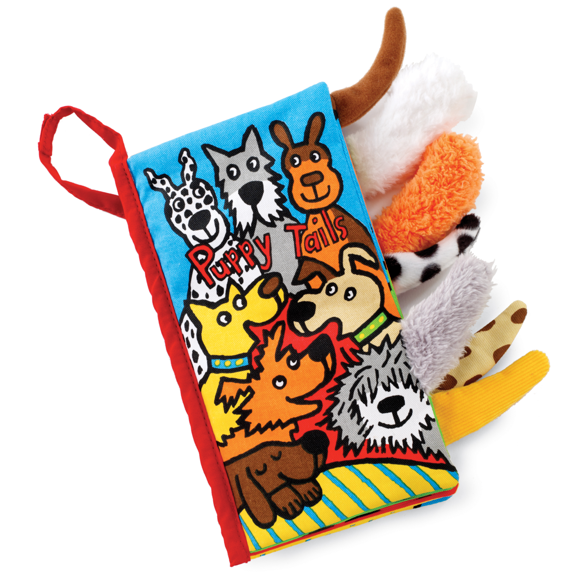 Jellycat Puppy Tails Activity Book