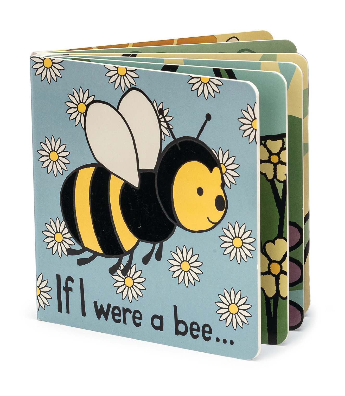 Jellycat If I were a Bee Book