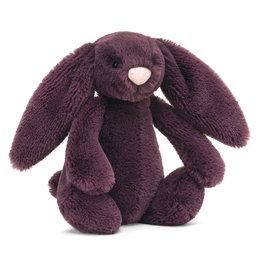 Jellycat Bashful Plum Bunny Small