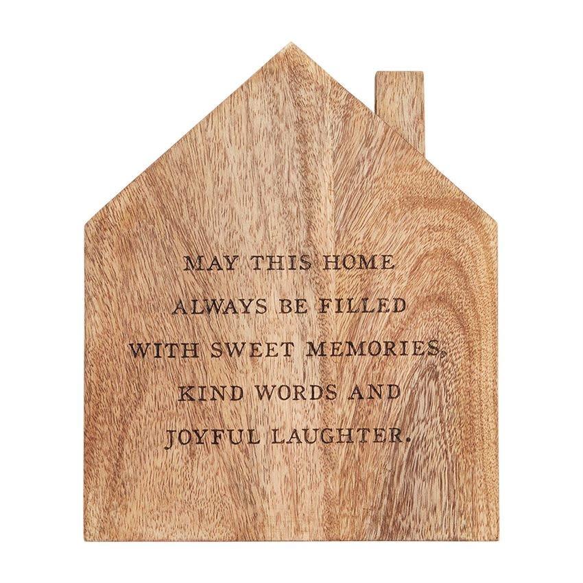 Mudpie House Wood Trivet