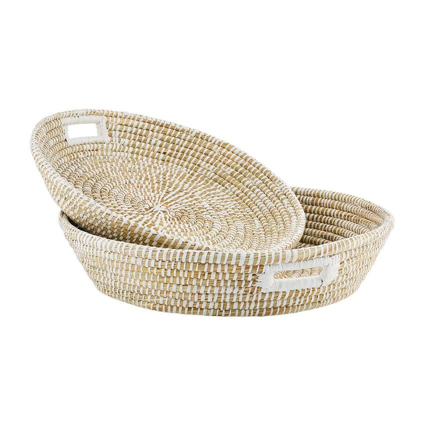 Mudpie Large Seagrass Tray