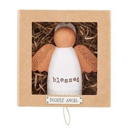 Mudpie BLESSED POCKET ANGEL