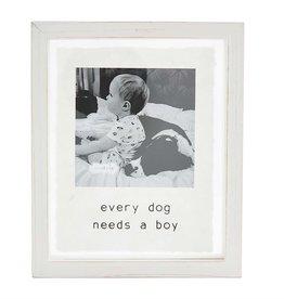 Mudpie EVERY BOY DOG FRAME