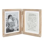 Mudpie First House Hinged Frame
