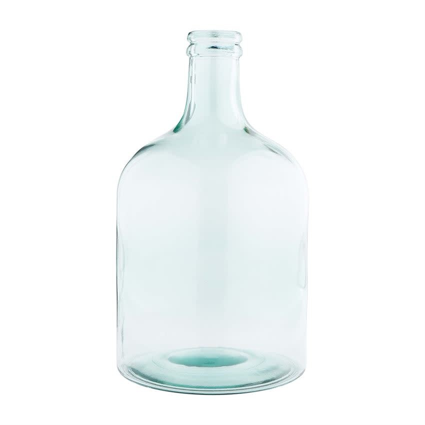Mudpie Oversized Glass Bottle Vase