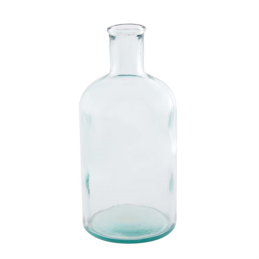 Mudpie SMALL CLEAR VASE