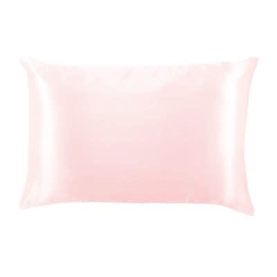Fleurish Home Rosewater Satin Pillowcase (pink)