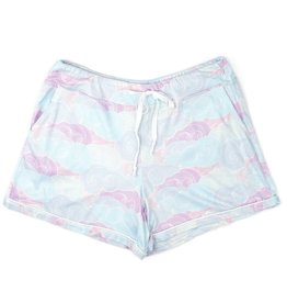 Hello Mello Head in the Clouds Lounge Shorts