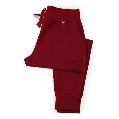 Hello Mello Red  Clay Best Day Ever Jogger