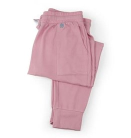 Hello Mello Pink Best Day Ever Jogger