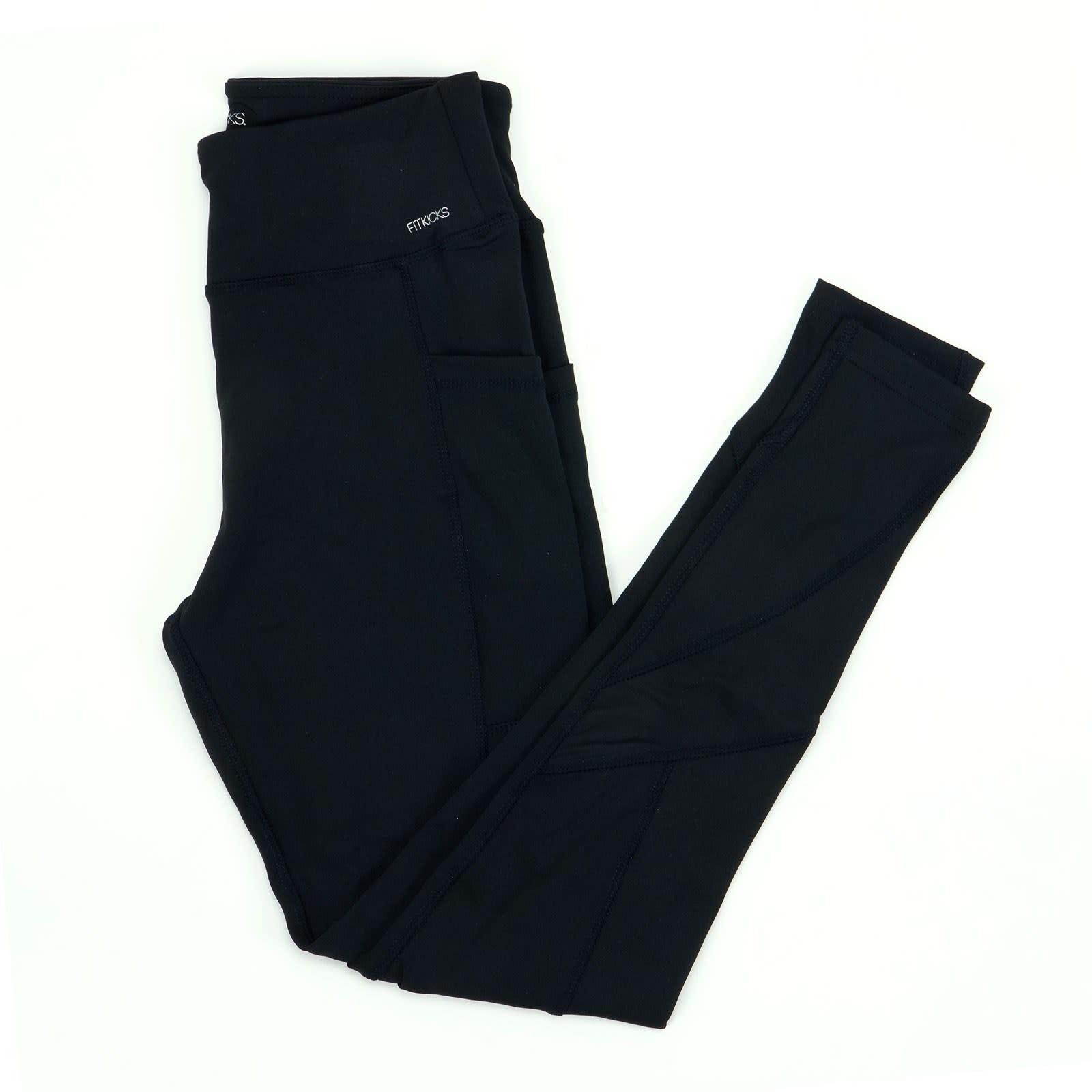 FitKicks Active Lifestyle Pocket Leggings