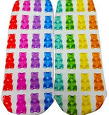 Top Trenz CANDY Themed Print Ankle Socks (various patterns)