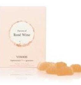 Vinoos Rose Wine Gummies Box