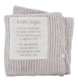 Mudpie Grandma Snuggles Blanket