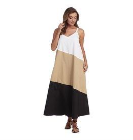 Mudpie Black MacKenzie Maxi Dress *last chance