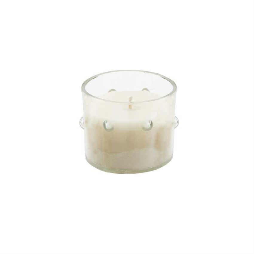 Mudpie SHORT CUT BEADED CANDLE