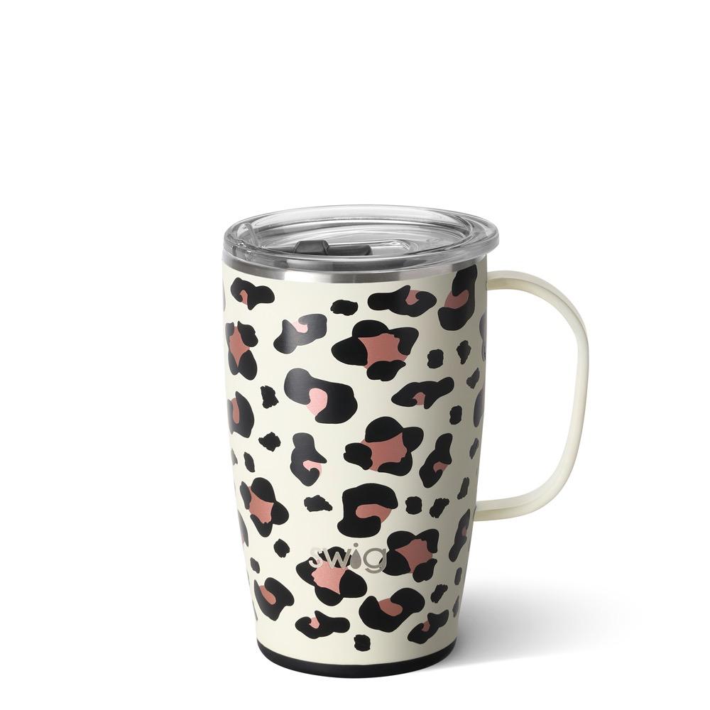 Swig Swig 18oz Mug - Luxy Leopard