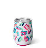 Swig Swig 14oz Stemless Wine Cup-Party Animal
