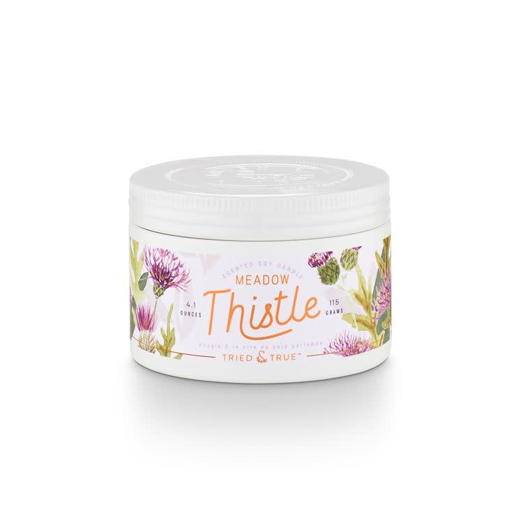 Tried & True Tried & True Meadow Thistle Small Tin