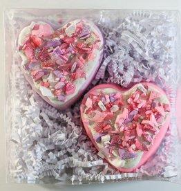 Hopscotch Chalk Happy Hearts Chalk Set
