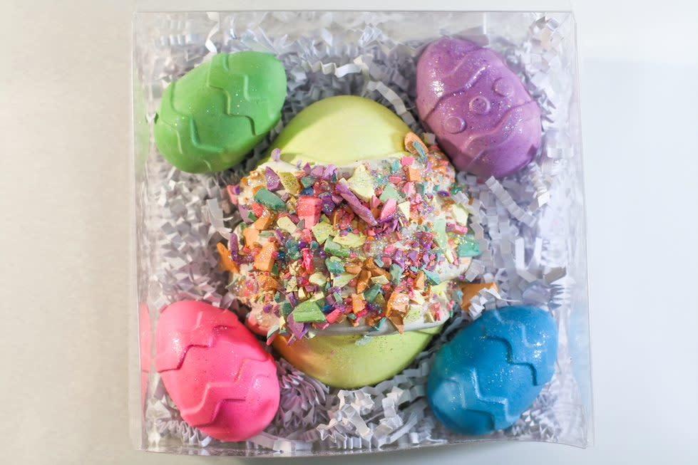 Hopscotch Chalk Eggcellent Chalk Set *last chance