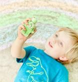 Hopscotch Chalk Green Bricks Chalk Set (green, blue, orange)