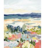 Laurie Anne Art Desert Dawn Vertical Canvas Print 8x10