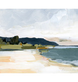Laurie Anne Art North Shore Horizontal Canvas Print 11x14