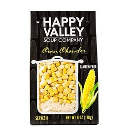 Happy Valley Soups Corn Chowder