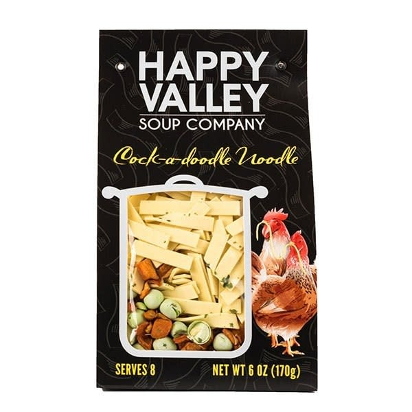 Happy Valley Soups Cock-a-doodle Noodle Soup Mix