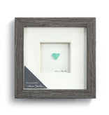 "Sharon Nowlan He is Loved Pebble Art 6"" Square"