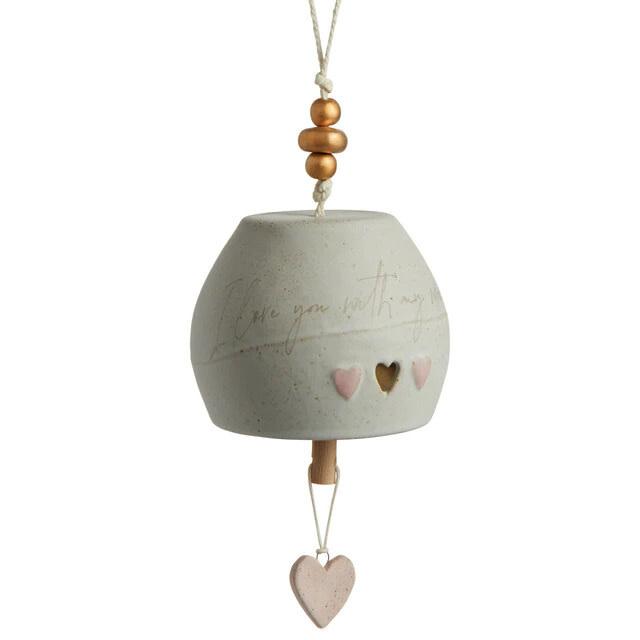Fleurish Home Inspired Bell--LOVE