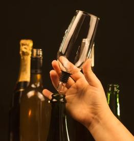 Fleurish Home Bottomless Wine Glass