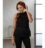 Mudpie Carolyn Fringe Top *last chance
