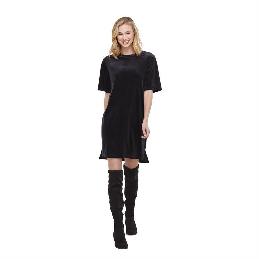 Mudpie Bennet Velvet Dress *last chance