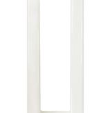 Fleurish Home Multiflame Candle Quadra Due White, Unscented