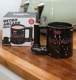 Fleurish Home Retro Arcade Color Changing Mug