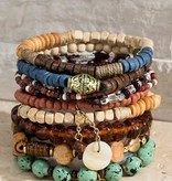 Fleurish Home Desert Dawn Bracelet Stack