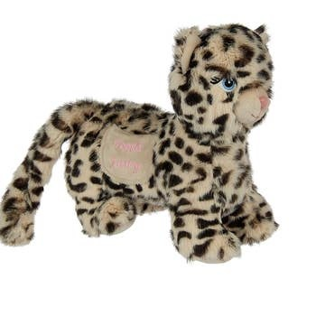 Maison Chic Tooth Fairy Pillow Lacey the Leopard