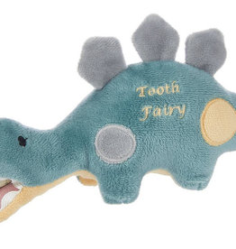 Maison Chic Tooth Fairy Pillow Dino the Dinosaur