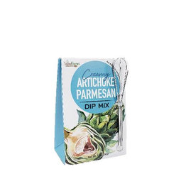 Too Good Gourmet Artichoke Parmesan Dip Mix w Whisk