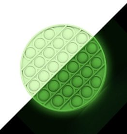 Top Trenz Glow-in-the-Dark Round OMG Pop Fidgety