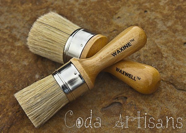 Coda Artisans Waxine Wax Brush