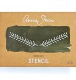 Annie Sloan A4 Branches Stencil