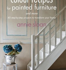 Annie Sloan Colour/Color Recipes for Painted Furniture and More Book *last chance
