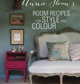 Annie Sloan Annie Sloan's Room Recipes for Style & Color Book *last chance