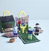Mudpie Football Plush Set